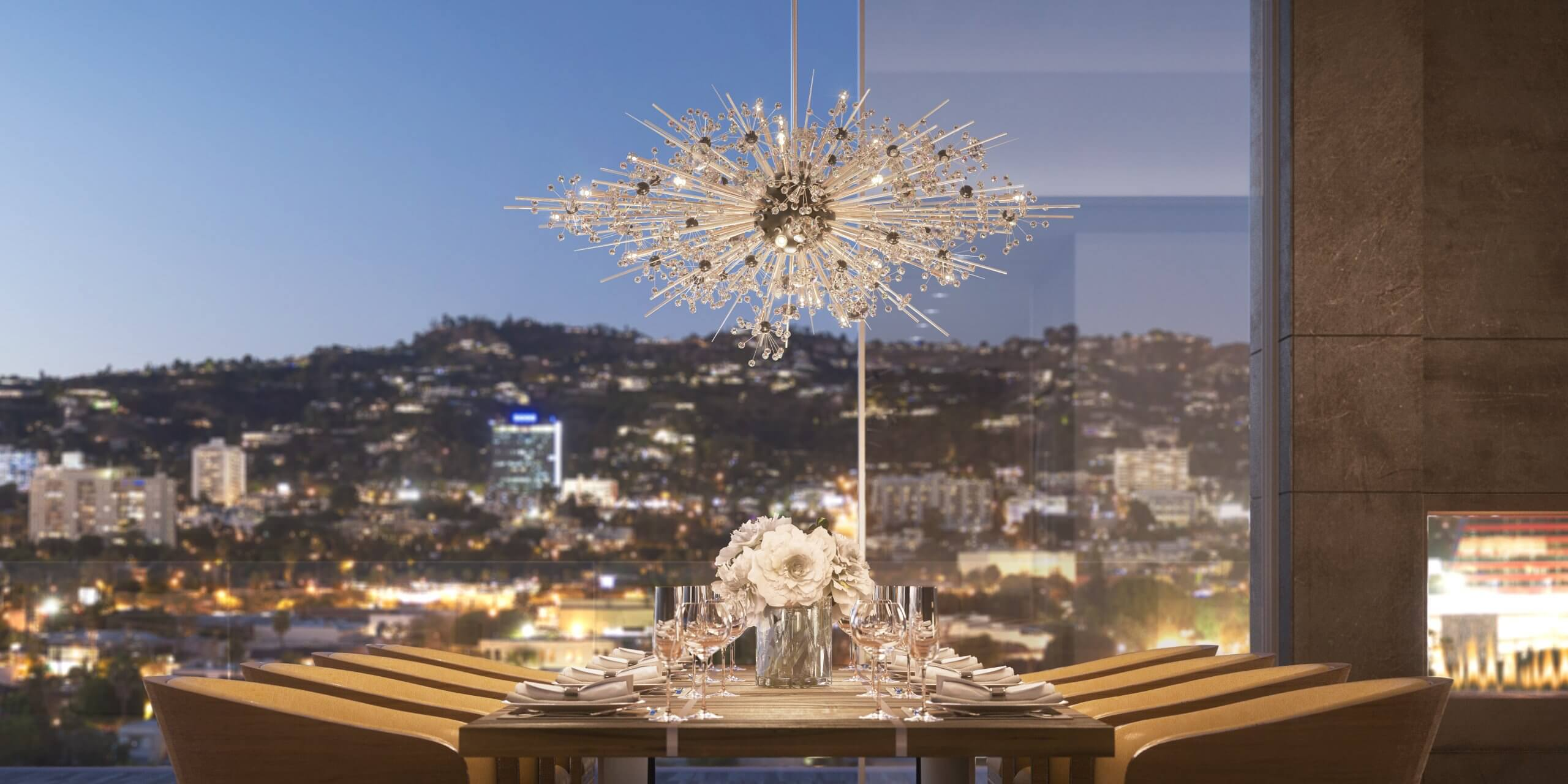 Penthouse-01_Vignettes_Nighttime_Dining-Table