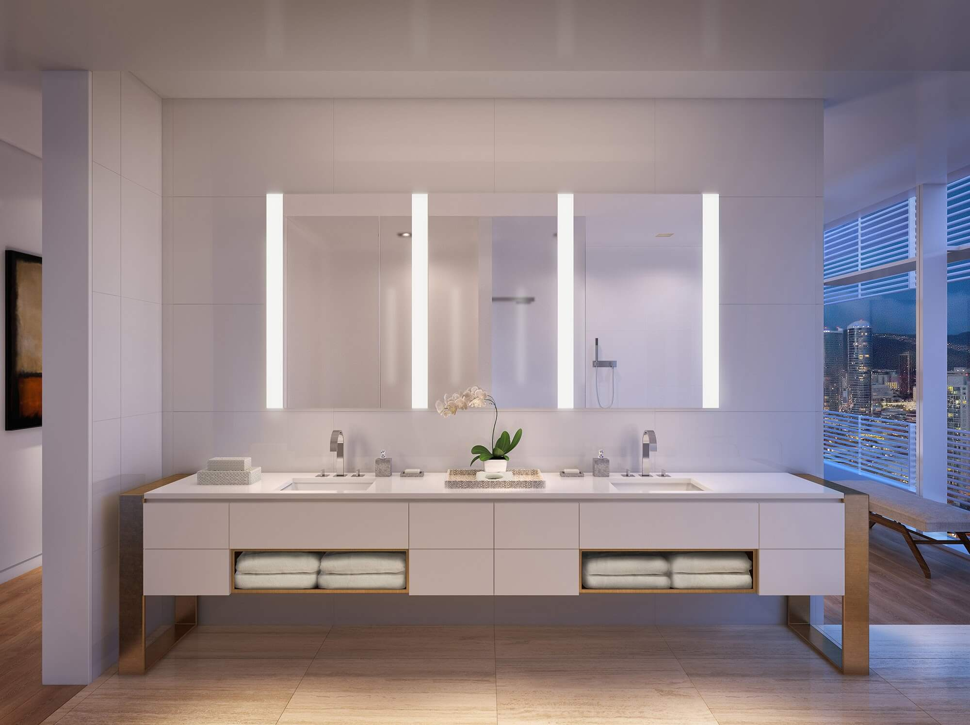 Howard-Hughes_Ward-Gateway_Luxury-Vanity-Light