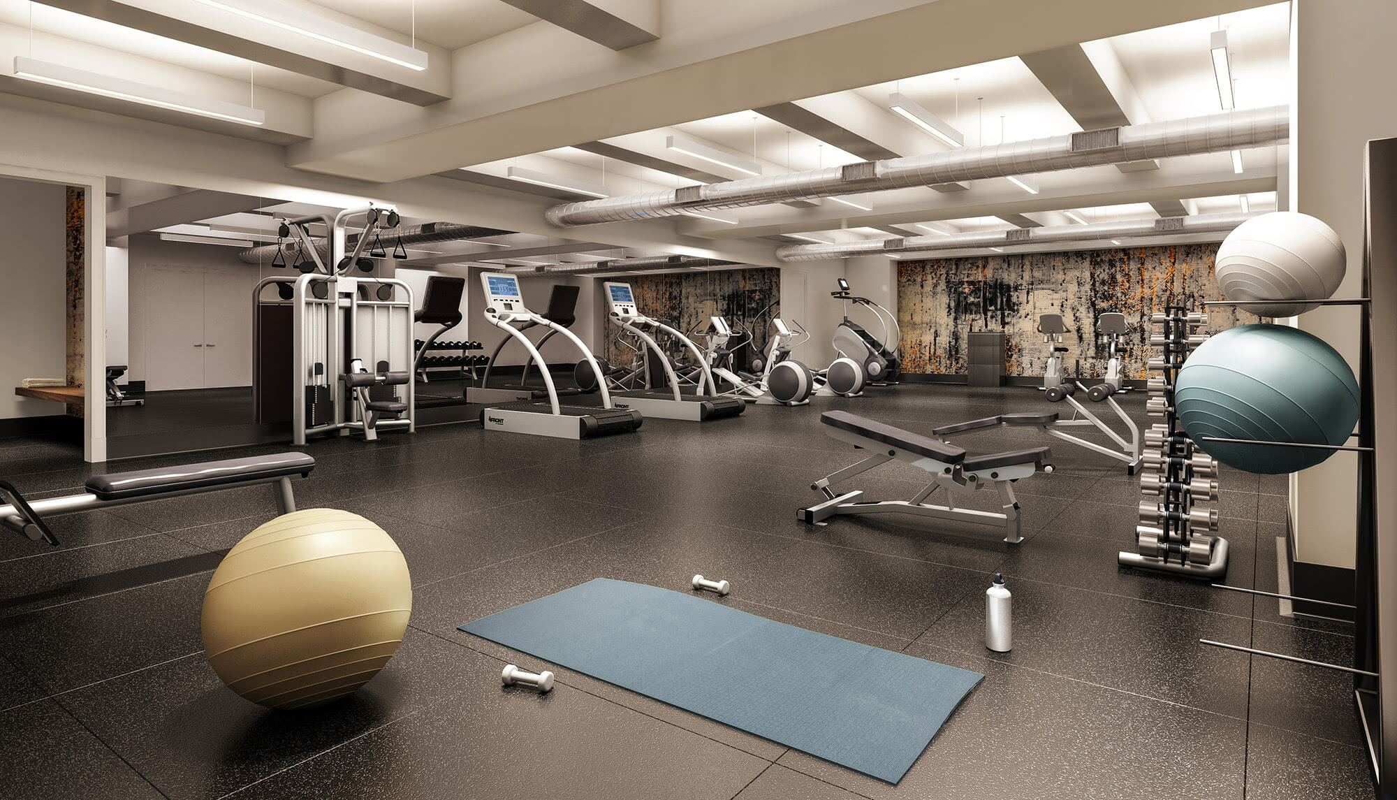 Madison-Equities-212-Fifth-Ave-Penthouse-Gym