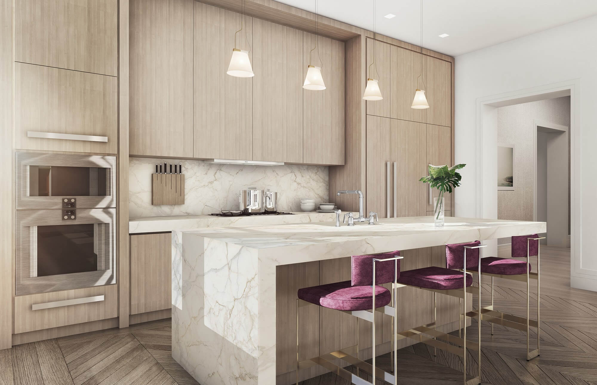 Madison-Equities_212-Fifth-Ave_Luxury-Residential-Kitchen