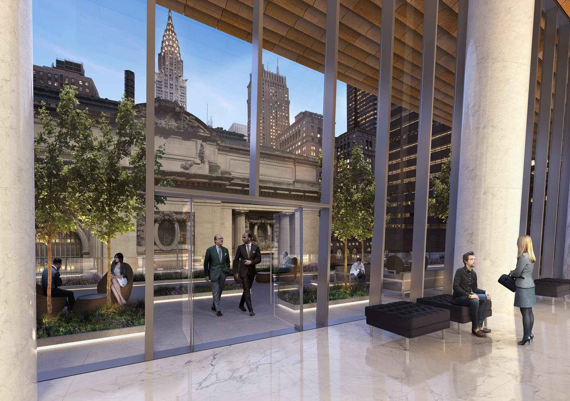 SL-Green_One-Vanderbilt-Office-Interior-Amenity-3rd-Floor