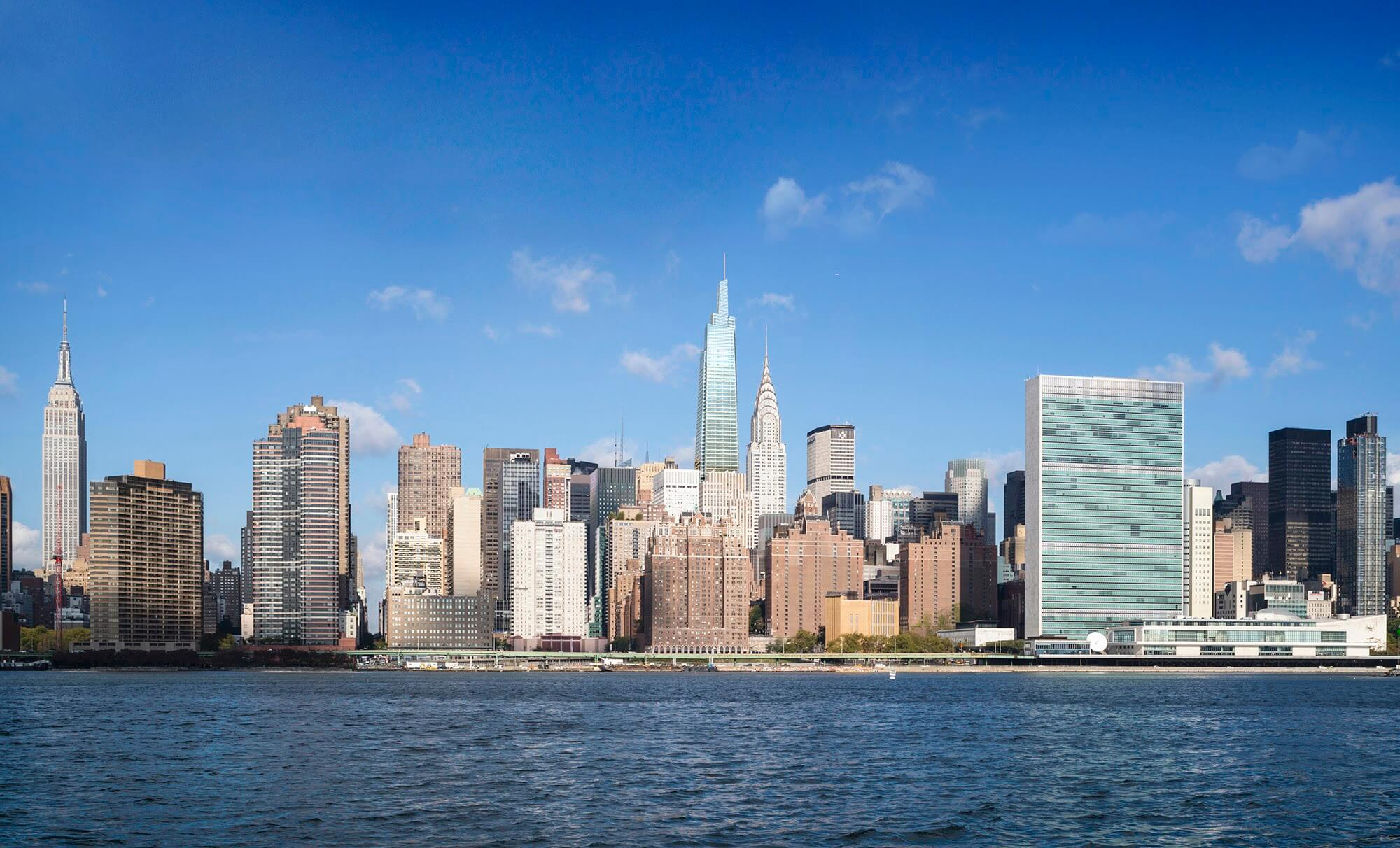 SL-Green_One-Vanderbilt_East-River-Skyline-Day