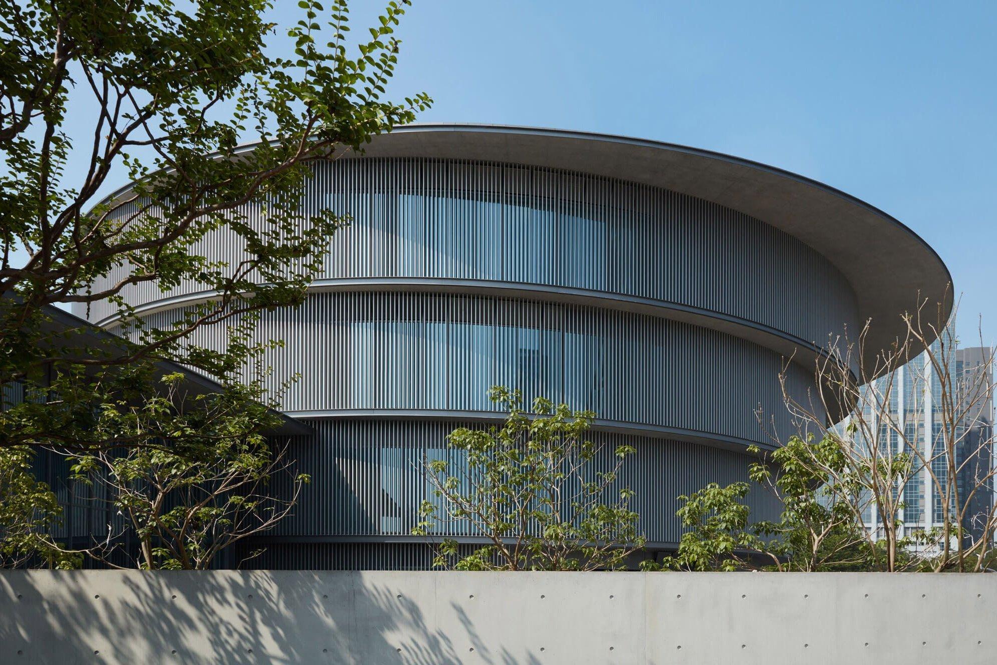 He Art Museum Tadao Ando