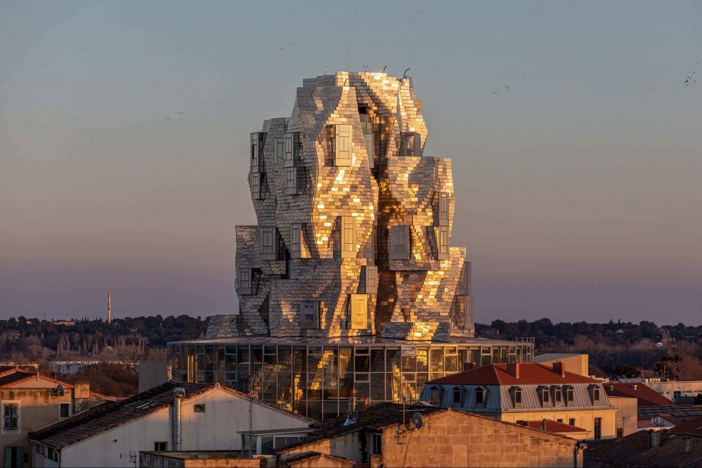 Frank Gehry Luma Arles